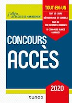 Download this eBook Concours Accès - 2020