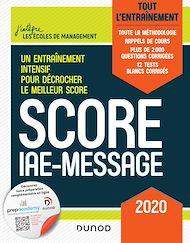 Téléchargez le livre :  Score IAE-Message - 2020