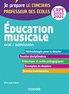 Télécharger le livre :  Education musicale - Oral / admission - CRPE 2020-2021