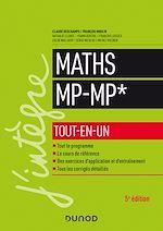 Téléchargez le livre :  Maths MP-MP* - Tout-en-un - 5e éd