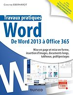 Download this eBook Travaux pratiques - Word