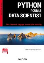 Download this eBook Python pour le data scientist