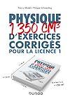 Télécharger le livre :  Physique - 1350 cm3 d'exercices corrigés pour la Licence 1