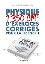 Téléchargez le livre :  Physique - 1350 cm3 d'exercices corrigés pour la Licence 1