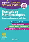 Télécharger le livre :  Français et Mathématiques - Les connaissances à maîtriser - CRPE 2020-2021