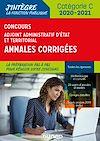 Télécharger le livre :  Concours Adjoint administratif Etat & Territorial