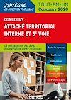 Télécharger le livre :  Concours Attaché territorial Interne et 3e voie