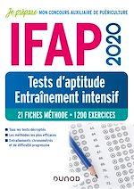 Téléchargez le livre :  IFAP 2020 - Tests d'aptitude - Entraînement intensif