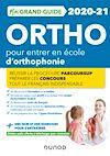 Télécharger le livre :  Mon Grand Guide Ortho 2020-21 pour entrer en école d'orthophonie