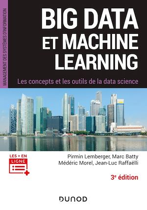 Big Data et Machine Learning - 3e éd.