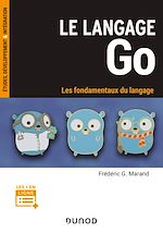Download this eBook Le langage Go