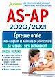 Télécharger le livre : AS-AP 2020/2021 - Epreuve orale