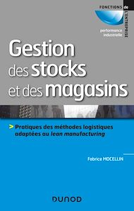 Téléchargez le livre :  Gestion des stocks et des magasins
