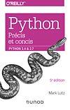 Télécharger le livre :  Python précis et concis - Python 3.4 et 2.7