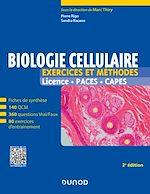 Téléchargez le livre :  Biologie cellulaire - Exercices et méthodes - 2e éd.
