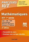Télécharger le livre :  Mathématiques IUT 1re année - 2e éd.