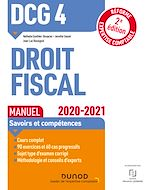 Téléchargez le livre :  DCG 4 Droit fiscal - Manuel - 2020/2021
