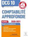 Télécharger le livre :  DCG 10 Comptabilité approfondie - Manuel - 2020/2021