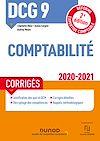 Télécharger le livre :  DCG 9 Comptabilité - Corrigés - 2020-2021
