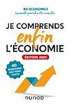 Télécharger le livre :  Je comprends ENFIN l'économie - Edition 2020
