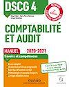Télécharger le livre :  DSCG 4 Comptabilité et audit - Manuel - 2020-2021