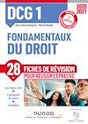 Télécharger le livre :  DCG 1 Fondamentaux du droit - Fiches de révision - 2020-2021