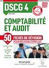 Télécharger le livre :  DSCG 4 Comptabilité et audit - Fiches de révision - 2020-2021