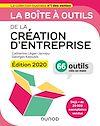 Télécharger le livre :  La boîte à outils de la Création d'entreprise - Ed 2020