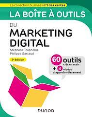 Téléchargez le livre :  La boîte à outils du Marketing digital - 2e éd.