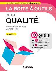 Téléchargez le livre :  La boîte à outils de la qualité - 4e ed.