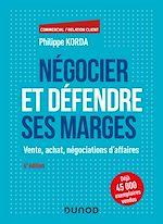 Download this eBook Négocier et défendre ses marges - 6e éd.