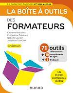 Téléchargez le livre :  La boîte à outils des formateurs - 4e éd.