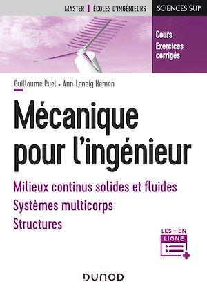 Téléchargez le livre :  Mécanique pour l'ingénieur