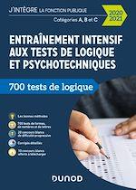 Téléchargez le livre :  Entraînement intensif aux tests de logique et psychotechniques - 2020-2021