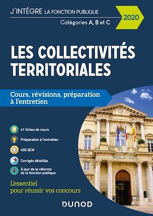 Téléchargez le livre :  Les collectivités territoriales - 2020