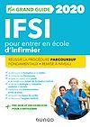 Télécharger le livre :  IFSI 2020 Mon grand guide pour entrer en école d'infirmier
