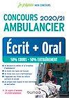 Télécharger le livre :  Concours Ambulancier 2020-2021