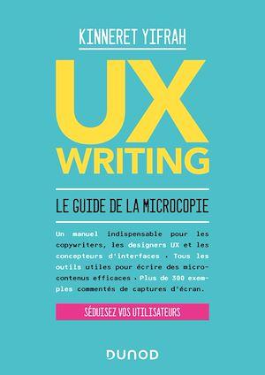 Téléchargez le livre :  UX writing
