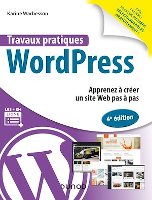Téléchargez le livre :  Travaux pratiques WordPress - 4e éd.