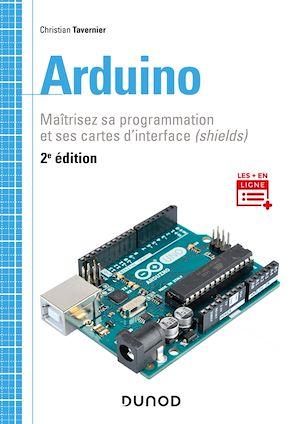 Téléchargez le livre :  Arduino - 2e éd.