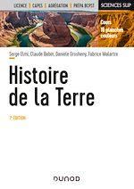 Téléchargez le livre :  Histoire de la Terre 7e éd.