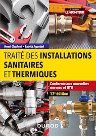 Téléchargez le livre :  Traité des installations sanitaires et thermiques