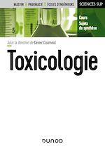 Téléchargez le livre :  Toxicologie