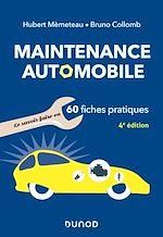 Téléchargez le livre :  Maintenance automobile - 4e éd.