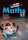 Télécharger le livre :  Maths L1 - Je me trompe donc j'apprends !
