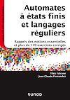 Télécharger le livre :  Automates à états finis et langages réguliers