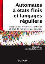 Téléchargez le livre :  Automates à états finis et langages réguliers
