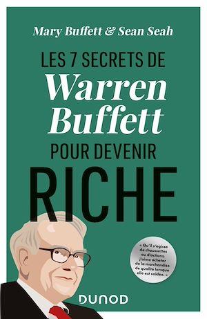 Téléchargez le livre :  Les 7 secrets de Warren Buffett pour devenir riche