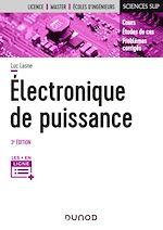 Téléchargez le livre :  Electronique de puissance - 3e éd.