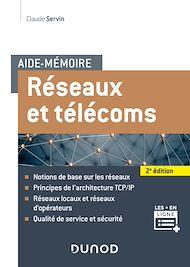 Téléchargez le livre :  Aide-mémoire - Réseaux et télécoms - 2e éd.